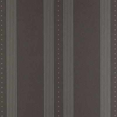 Tuxedo Club Stripe - Black