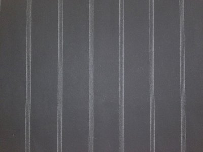 Regent Stripe - Grey Flannel