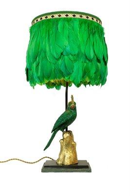 Marie Martin Dirty Speaking Parrot Tafellamp