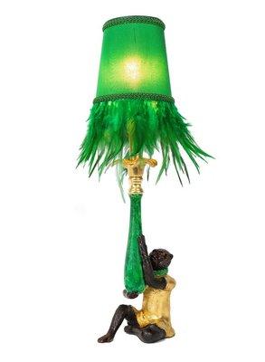 Marie Martin Feather Monkey Tafellamp