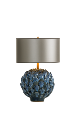 Lumière Artichoke Blue Tafellamp