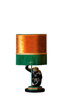 Marie Martin Ombrello Monkey Tafellamp