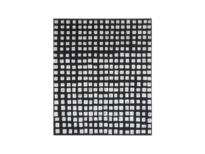 Emiel van der Beek Rectangular 92 Kunstwerk