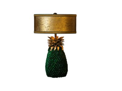 Marie Martin Green Pine Tafellamp