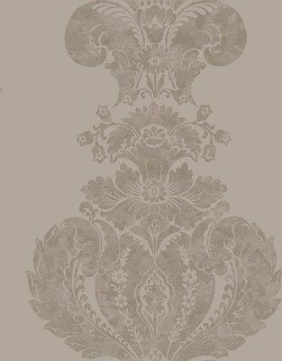 Baudelaire, taupe en zilver