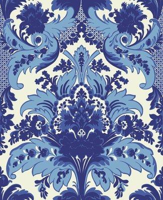 Aldwych blauw