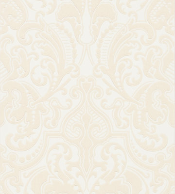 Gwynne Damask 'Cream'