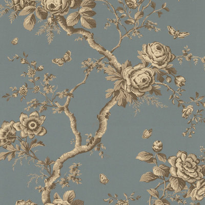 Ralph Lauren Ashfield Floral behang