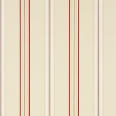 Dunston Stripe 'Vermilion'