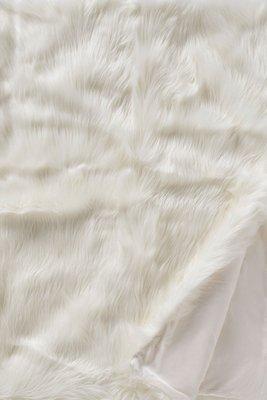Sioux Fake Fur Bontplaid