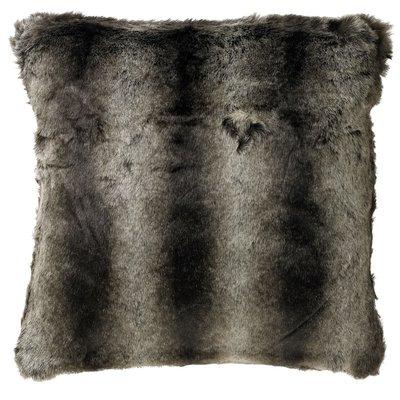 Set van 2 Faux Fur Kussens Wolf (Loup)