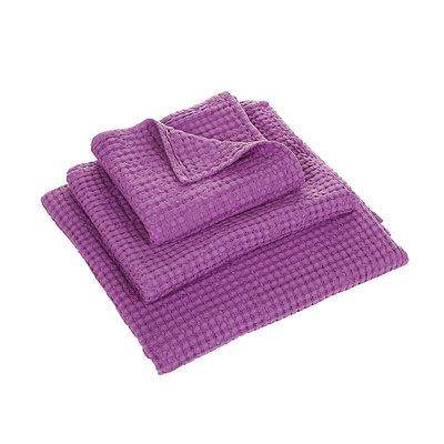Abyss & Habidecor Handdoek Paars - 402 Pousada Serie