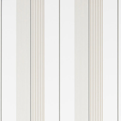 Aiden Stripe 'Natural / White'
