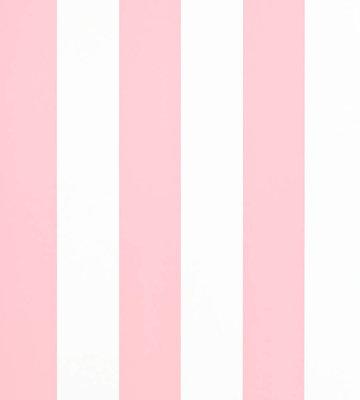 Spalding Stripe 'Pink / White'