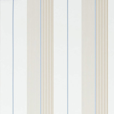 Aiden Stripe 'Natural Blue'