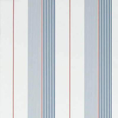 Aiden Stripe 'Navy / Red / White'