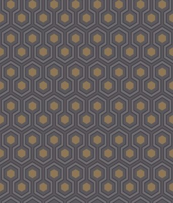 Hicks Hexagon Behang