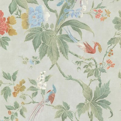 Little Greene Paradise Behang - Dusk
