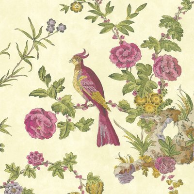 Little Greene Darwin Behang - Jeune