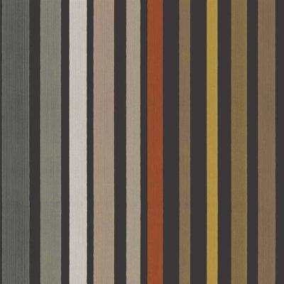 Carousel Stripe 'Charcoal'