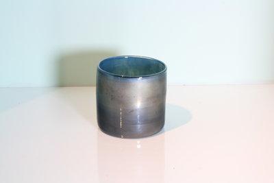 Waxinelichthouder 8 cm Blauw