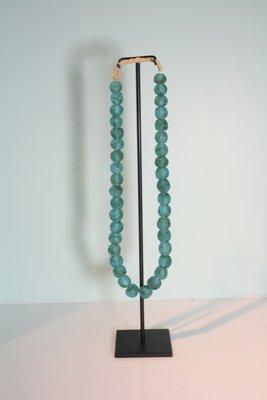 Decoratieve Ketting Glas Blauw