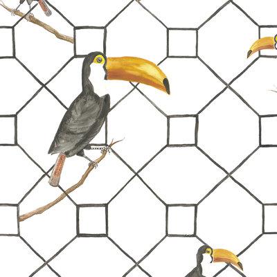 Vogel Behang Max