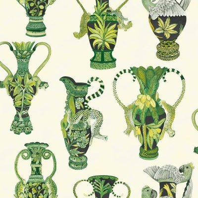 Khulu Vases Behang Ardmore Cole and Son