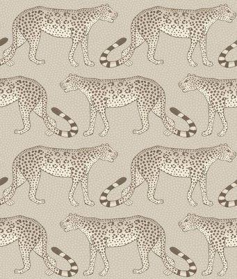 Cole and Son Leopard Walk Behangpapier