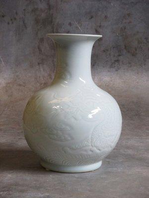 Porceleinen vaas