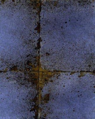 Lustre Tile behang Saffier