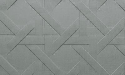 Geometrisch Behang Arte Cannage