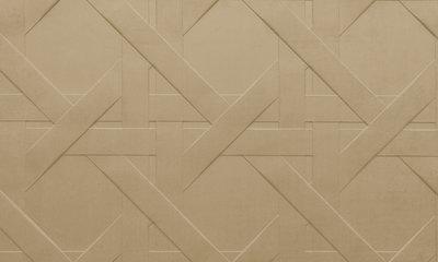 Geometrisch Behangpapier Arte Cannage
