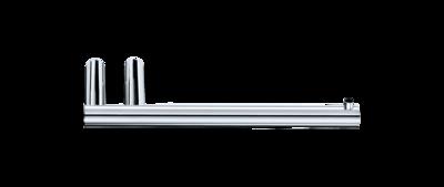 Toiletrolhouder MK TPH 1 Chroom