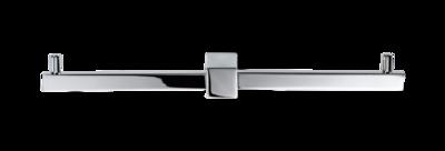 Dubbele Toiletrolhouder CO TPH 2 Nikkel