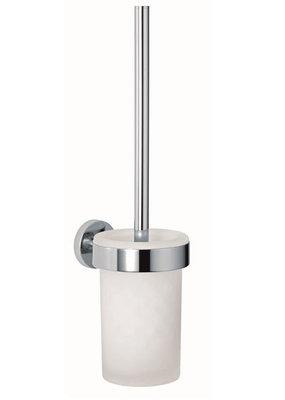 Toiletborstelset Wand BA WBG Chroom