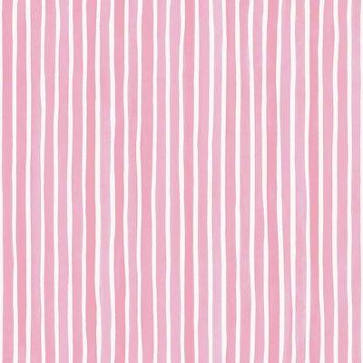 Croquet Stripe Behang Strepen