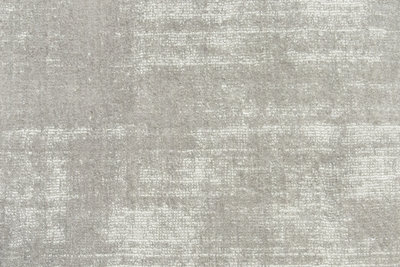 Design vloerkleed lichtgrijs carpetlinq luxury by nature