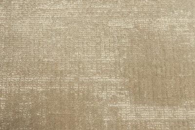 Luxe beige vloerkleed carpetlinq luxury by nature