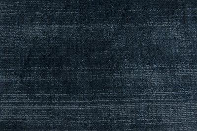 Design vloerkleed blauw carpetlinq luxury by nature