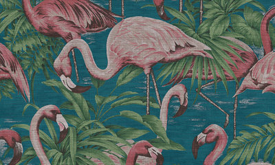 Flamingo Behang ARTE 31541
