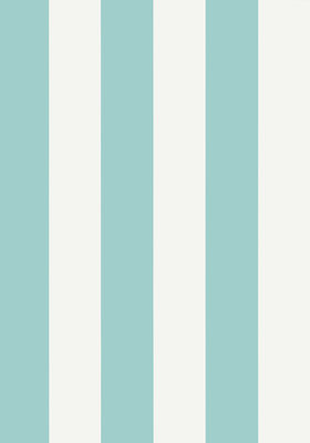Summer Stripe Behangpapier Thibaut