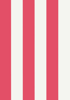 Streep Behangpapier Summer Stripe Thibaut