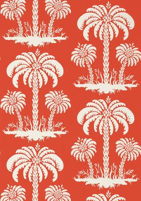 Palm Island Behang Thibaut