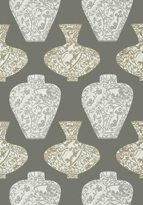 Imari Vase Behang