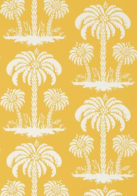 Behang Palm Island Thibaut