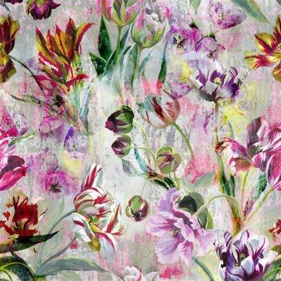 Tulipa Stellata Behang Designers Guild