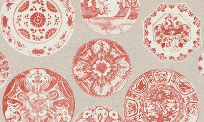 Ceramique Behang Flamant ARTE – Les Memoires