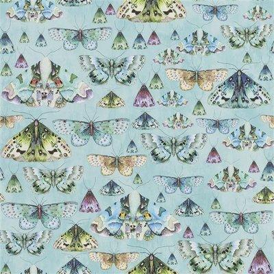 Issoria Vlinder Behang Designers Guild