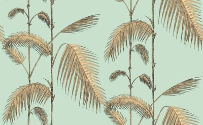 Cole and Son Palm Leaves Behang